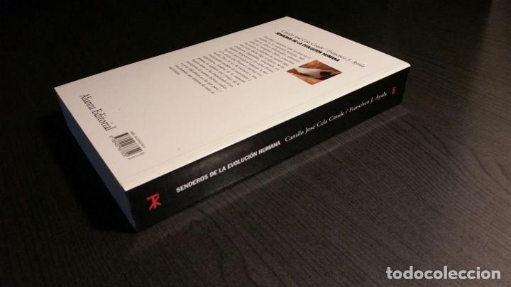 Libros: SENDEROS DE LA EVOLUCIÓN HUMANA - Foto 2 - 150407714