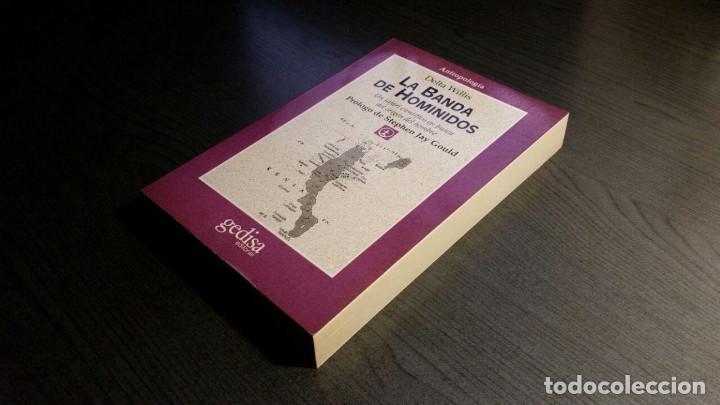 Libros: La banda de los homínidos - Foto 2 - 150664742