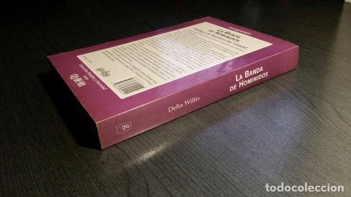Libros: La banda de los homínidos - Foto 5 - 150664742