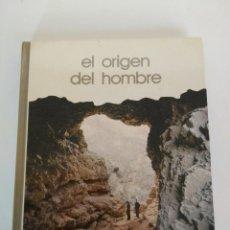 Libros: LIBRO EL ORIGEN DEL HOMBRE, SALVAT. Lote 150688666