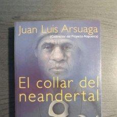 Libros: EL COLLAR DE NEANDERTAL . Lote 151257682