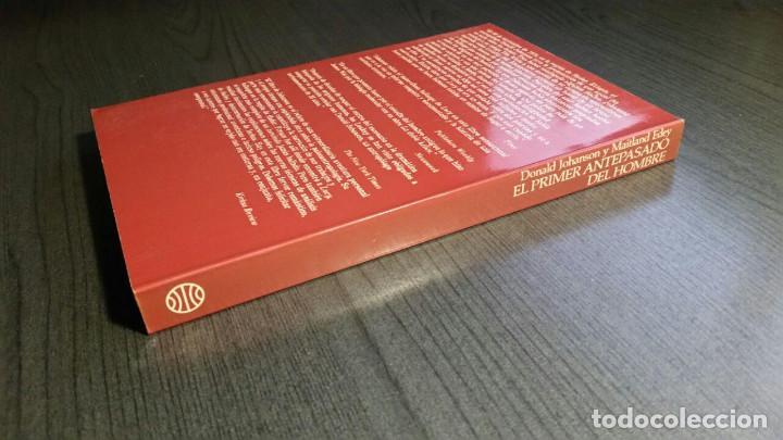 Libros: El primer antepasado del hombre - Foto 4 - 151432810