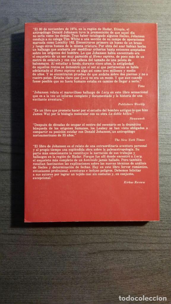 Libros: El primer antepasado del hombre - Foto 5 - 151432810