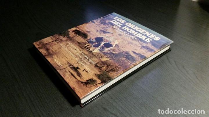 Libros: LOS ORÍGENES DEL HOMBRE - RICHARD E. LEAKEY / ROGER LEWIN - Foto 4 - 151873102