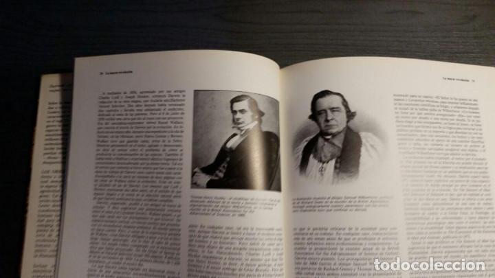 Libros: LOS ORÍGENES DEL HOMBRE - RICHARD E. LEAKEY / ROGER LEWIN - Foto 7 - 151873102