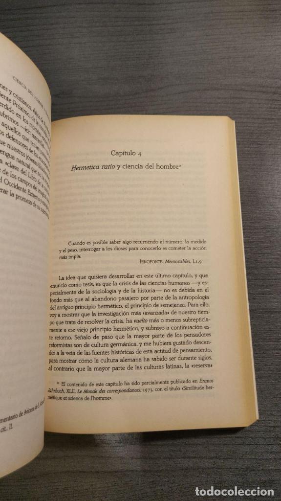 Libros: CIENCIA DEL HOMBRE Y TRADICION: EL NUEVO ESPIRITU ANTROPOLOGICO. GILBERT DURAND. Paidos. - Foto 6 - 176926260