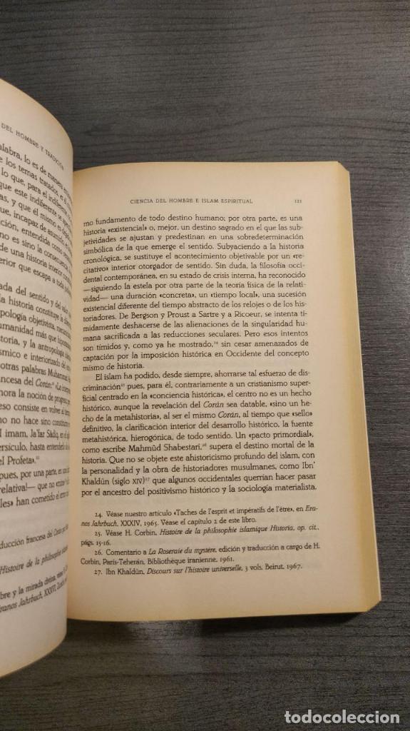Libros: CIENCIA DEL HOMBRE Y TRADICION: EL NUEVO ESPIRITU ANTROPOLOGICO. GILBERT DURAND. Paidos. - Foto 7 - 176926260
