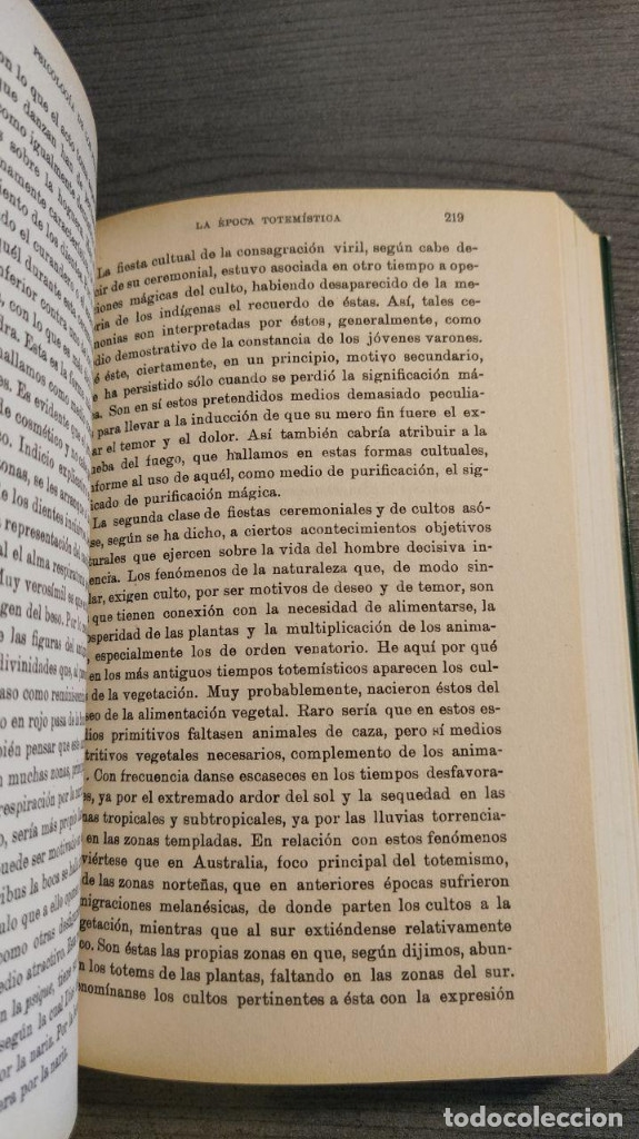 Libros: ELEMENTOS DE PSICOLOGIA DE LOS PUEBLOS. WILHELM WUNDT. - Foto 5 - 177057070