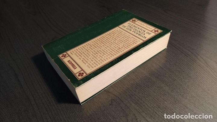 Libros: ELEMENTOS DE PSICOLOGIA DE LOS PUEBLOS. WILHELM WUNDT. - Foto 8 - 177057070