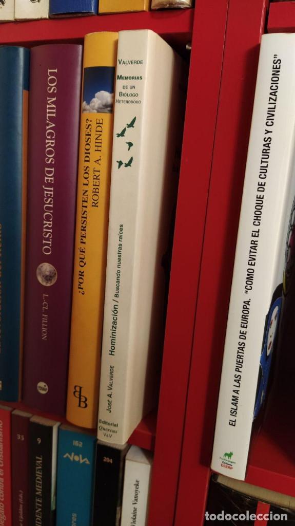 Libros: Hominizacion. Buscando nuestras raices . Jose Valverde (Autor). CSIC. Editor: Quercus - Foto 9 - 178055634