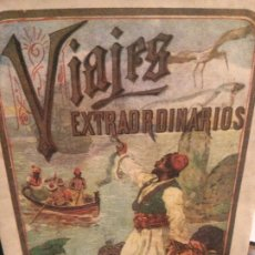 Libros: VIAJES ESTRAORDINARIOS, S. CALLEJA.. Lote 183006070