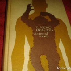 Libros: EL MONO DEWSNUDO. Lote 183571031