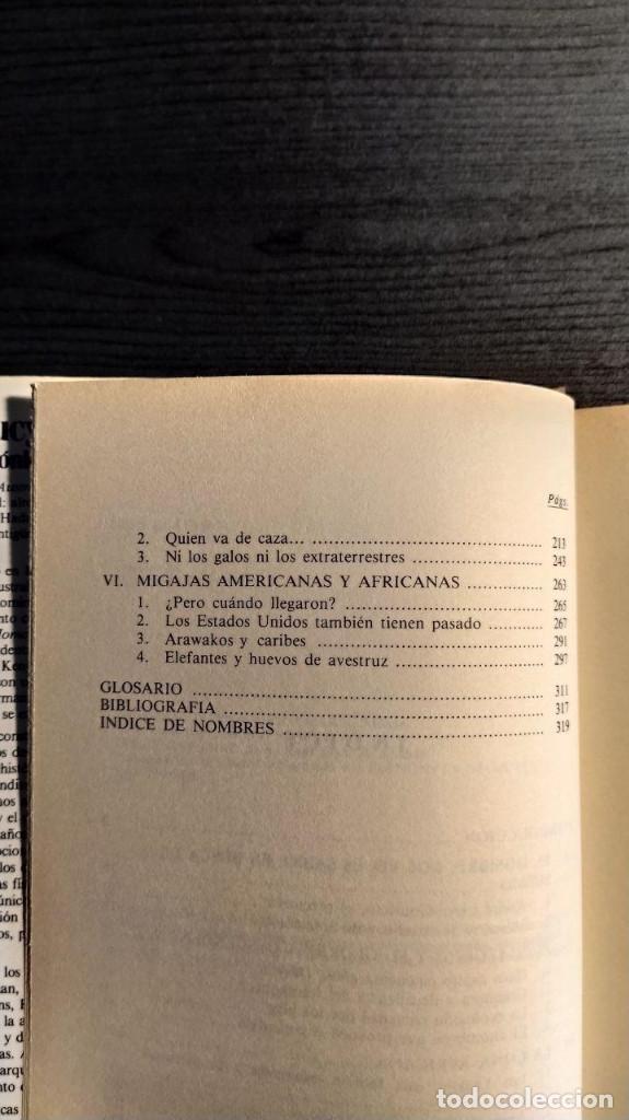Libros: Lucy y los suyos: crónicas prehistóricas Yvonne Rebeyrol Edaf 1989 - Foto 3 - 193637110