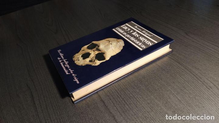 Libros: Lucy y los suyos: crónicas prehistóricas Yvonne Rebeyrol Edaf 1989 - Foto 13 - 193637110