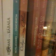 Libros: LIBROS DE LA EDITORIAL AGEAC (KWEN KHAN, OSCAR UZCATEGUI, SAMAEL AUN WEOR. Lote 194522172