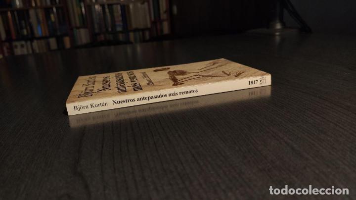 Libros: NUESTROS ANTEPASADOS MAS REMOTOS BJÖRN KURTEN ALIANZA EDITORIAL - Foto 2 - 195145141