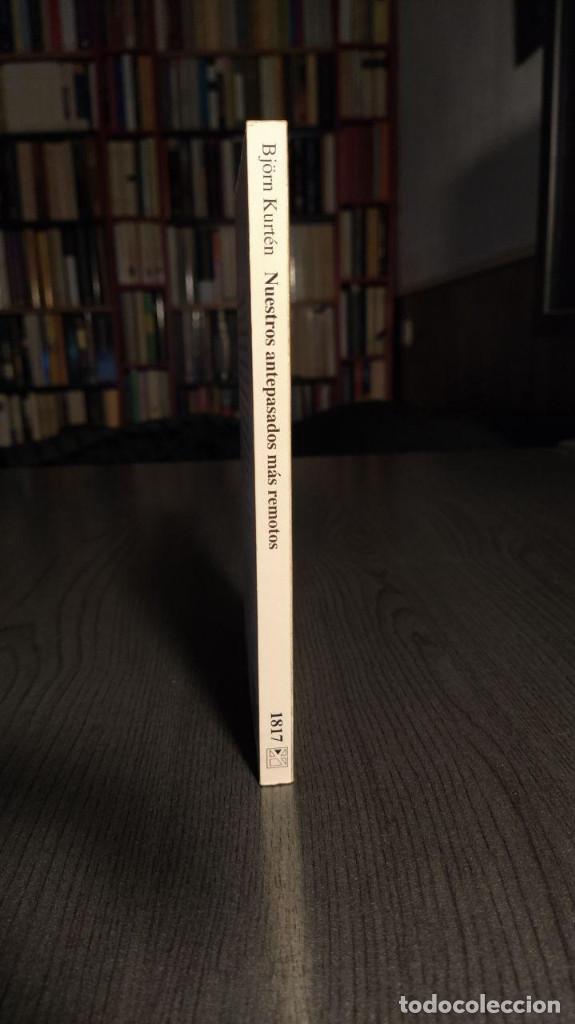 Libros: NUESTROS ANTEPASADOS MAS REMOTOS BJÖRN KURTEN ALIANZA EDITORIAL - Foto 4 - 195145141