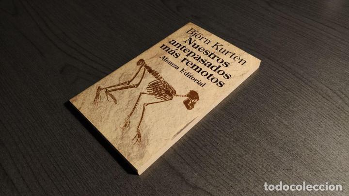 Libros: NUESTROS ANTEPASADOS MAS REMOTOS BJÖRN KURTEN ALIANZA EDITORIAL - Foto 8 - 195145141