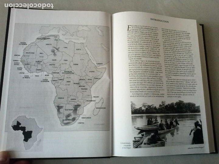 Libros: ARTE DEL ÁFRICA NEGRA. ANTONIO ACOSTA MALLO Y PILAR LLULL MARTÍNEZ DE BEDOYA. - Foto 6 - 199225231