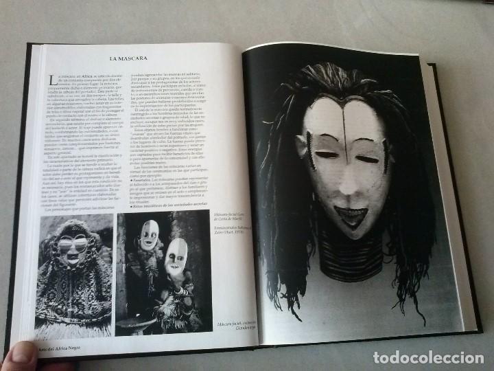 Libros: ARTE DEL ÁFRICA NEGRA. ANTONIO ACOSTA MALLO Y PILAR LLULL MARTÍNEZ DE BEDOYA. - Foto 7 - 199225231