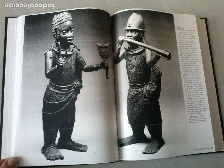 Libros: ARTE DEL ÁFRICA NEGRA. ANTONIO ACOSTA MALLO Y PILAR LLULL MARTÍNEZ DE BEDOYA. - Foto 9 - 199225231