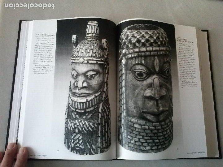 Libros: ARTE DEL ÁFRICA NEGRA. ANTONIO ACOSTA MALLO Y PILAR LLULL MARTÍNEZ DE BEDOYA. - Foto 10 - 199225231