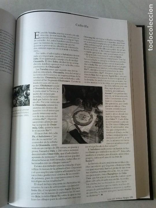 Libros: ARTE DEL ÁFRICA NEGRA. ANTONIO ACOSTA MALLO Y PILAR LLULL MARTÍNEZ DE BEDOYA. - Foto 11 - 199225231