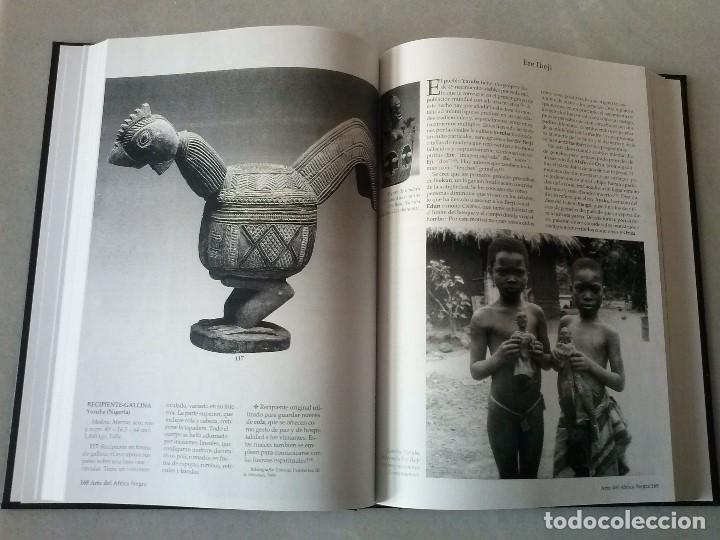 Libros: ARTE DEL ÁFRICA NEGRA. ANTONIO ACOSTA MALLO Y PILAR LLULL MARTÍNEZ DE BEDOYA. - Foto 12 - 199225231