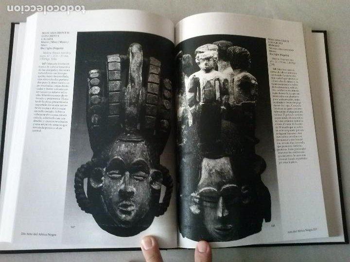 Libros: ARTE DEL ÁFRICA NEGRA. ANTONIO ACOSTA MALLO Y PILAR LLULL MARTÍNEZ DE BEDOYA. - Foto 13 - 199225231