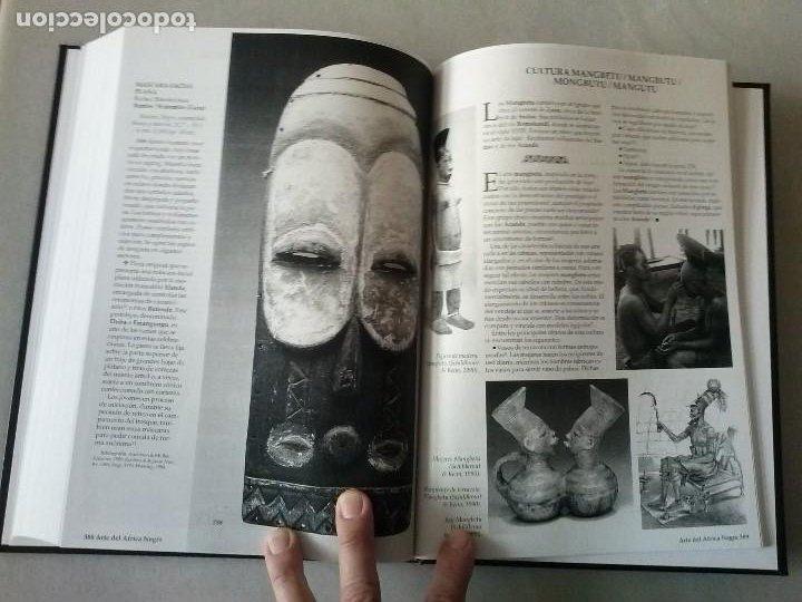 Libros: ARTE DEL ÁFRICA NEGRA. ANTONIO ACOSTA MALLO Y PILAR LLULL MARTÍNEZ DE BEDOYA. - Foto 15 - 199225231
