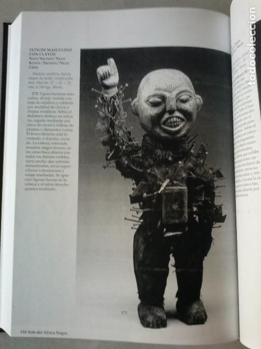 Libros: ARTE DEL ÁFRICA NEGRA. ANTONIO ACOSTA MALLO Y PILAR LLULL MARTÍNEZ DE BEDOYA. - Foto 16 - 199225231