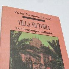 Libros: VILLA VICTORIA BENICASSIM. Lote 199417171