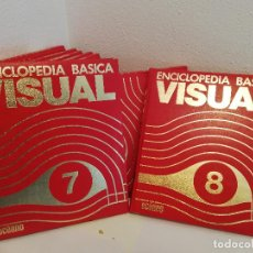 "Libros: ""ENCICLOPEDIA BASICA VISUAL"". Lote 204459581"
