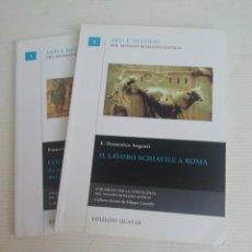 Libros: ARTI E MESTIERI NEL MONDO ROMANO ANTICO. Lote 205832850