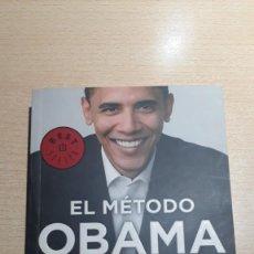 Libros: EL MÉTODO OBAMA .ESCRITO POR RUPERT. L.SWAN. Lote 207238303