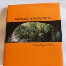 Libros: NAVARRA. ETNOGRAFÍA. Lote 210345222