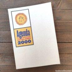 Libros: AGENDA DE LES TRADICIONS CATALANES 2000 DESCOBRIR GENCAT. Lote 210685577