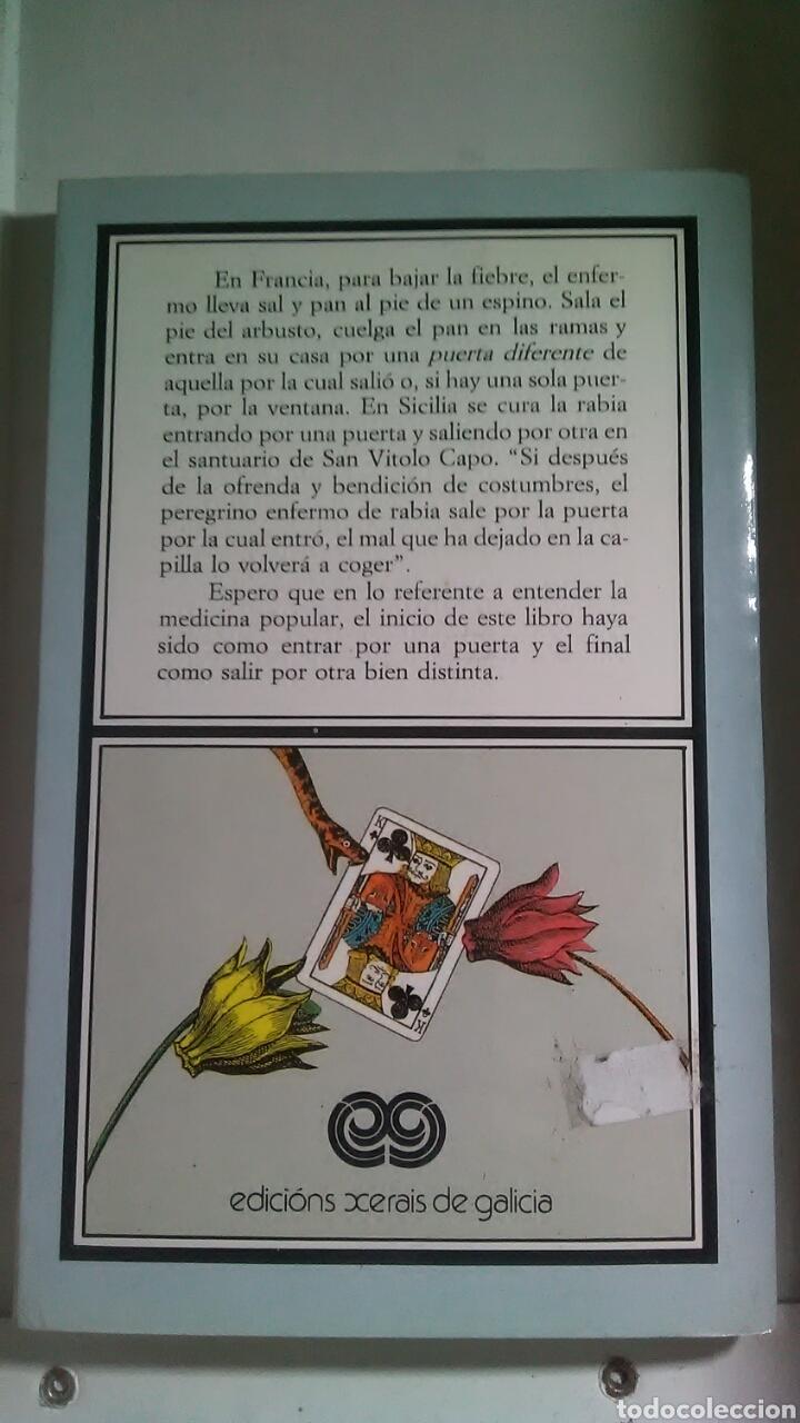 Libros: La medicina popular interpretada. II. Xoxe Ramón Mariño Ferro. Edicions Xerais de Galicia. 1986 - Foto 2 - 221610033