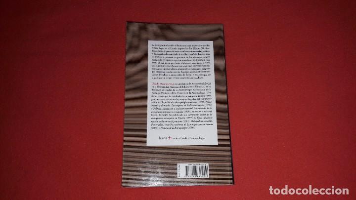 Libros: INMIGRANTES AFRICANOS, RACISMO, DESEMPLEO Y POBREZA. UBALDO MARTINEZ VEIGA. - Foto 3 - 222267727