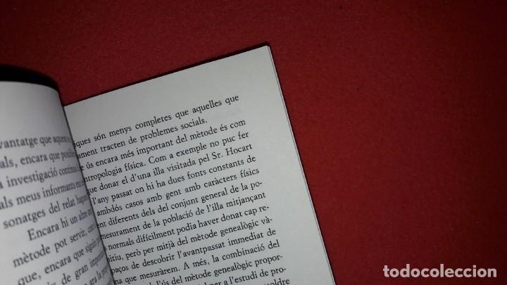 Libros: EL MÈTODE GENEALÒGIC I LORIGEN DELS SISTEMES CLASSIFICATORIS DE PARENTIU. WILLIAM H.R.RIVERS - Foto 6 - 222313200