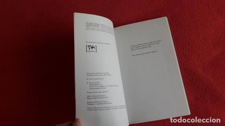 Libros: ELLAS SALEN. NOSOTRAS SALIMOS. SARA CARMONA BENITO. - Foto 3 - 222318467