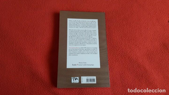 Libros: ELLAS SALEN. NOSOTRAS SALIMOS. SARA CARMONA BENITO. - Foto 4 - 222318467