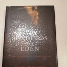 Libros: LOS SENDEROS DEL EDÉN - ORÍGENES Y EVOLUCIÓN DE LA ESPECIE HUMANA - STEPHEN OPPENHEIMER. Lote 231658070