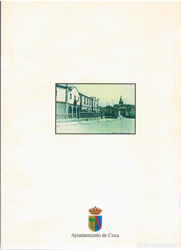 Libros: Antropología Médica de Coca (Segovia). Mª Soledad Fragua Gil - Foto 2 - 241526315