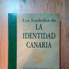 Libros: LIBRO LA IDENTIDAD CANARIA. Lote 243689395