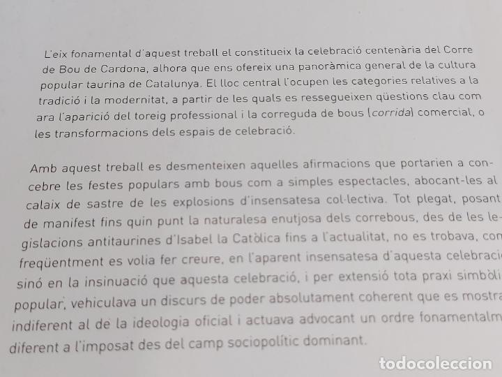 Libros: BOUS DE MORT / JOFRE PADULLÉS / 10 PREMI JOAN AMADES / ED: AROLA EDITORS-2011 / NUEVO - Foto 3 - 248997560