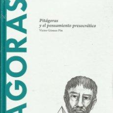 Libros: PITÁGORAS Y EL PENSAMIENTO PRESOCRÁTICO. GÓMEZ PIN.. Lote 254631060
