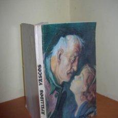 Libros: APELLIDOS VASCOS / DE IBERIA / SU ORIGEN Y EVOLUV¡CIÓN / JOSÉ A. MÚGICA. Lote 260503990