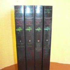 Libros: EUSKALERIAREN YAKINTZA / RESURRECCIÓN MARÍA DE AZKUE /EUSKERA-ESPAÑOL / 4 TOMOS. Lote 266460328