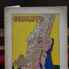 Libros: MORALES Y SANCHEZ AUGUSTO..COPANTL. JARDIN MAYA LA CONCORDIA,TEGUCIGALPA,HONDURAS.. Lote 266998479
